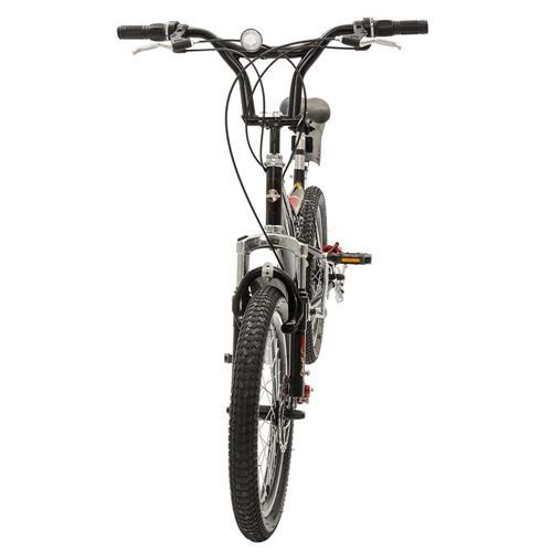 Bicicleta Infantil Aro 20 Fischer Fast Boy com 18 Marchas