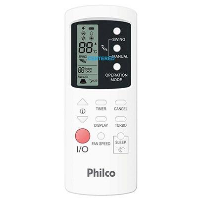 Ar-Condicionado Split Philco PH12000F Frio 12.000 BTUs com