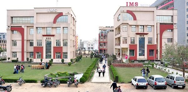 IMS Noida BBA College in India