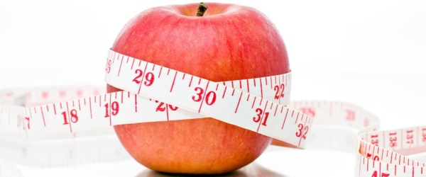 Apples as weight loss