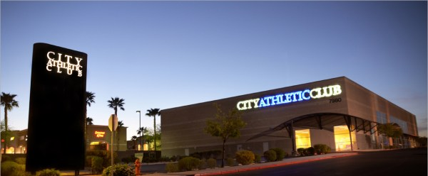 City Athletic Club