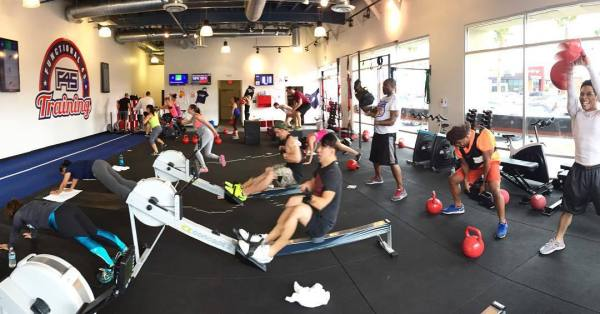 F45 summerlin