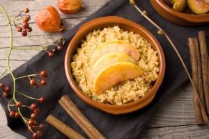 Recipes of quinoa