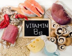 vitamin b12 rich foods