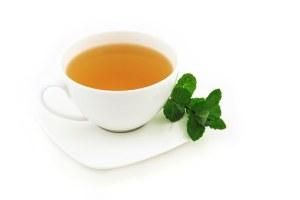 Peppermint Tea for Bloating