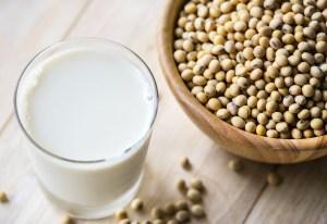 benefits of soymilk