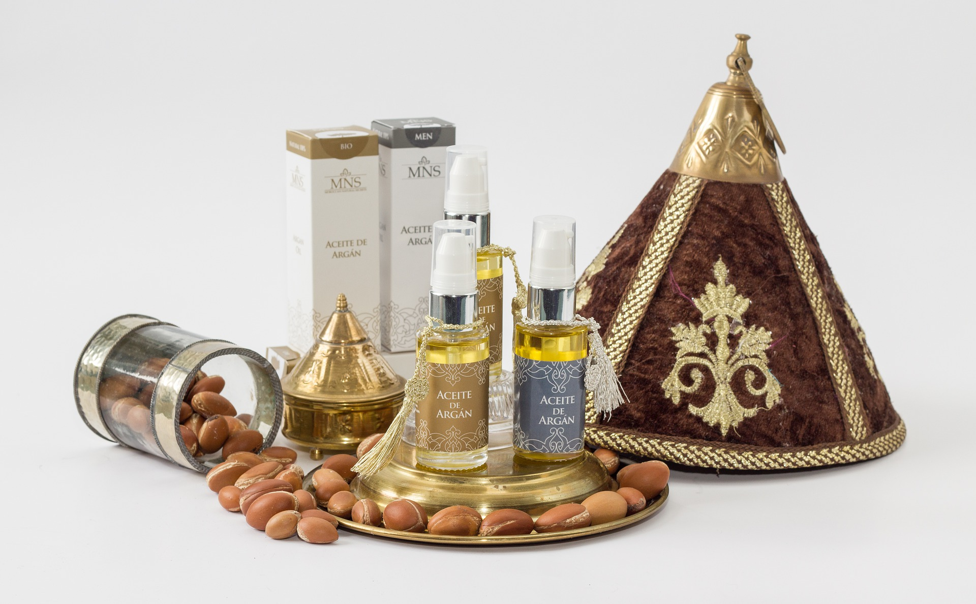skin benefits of argan oil
