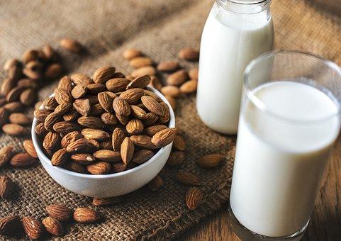 recipes with almond milk