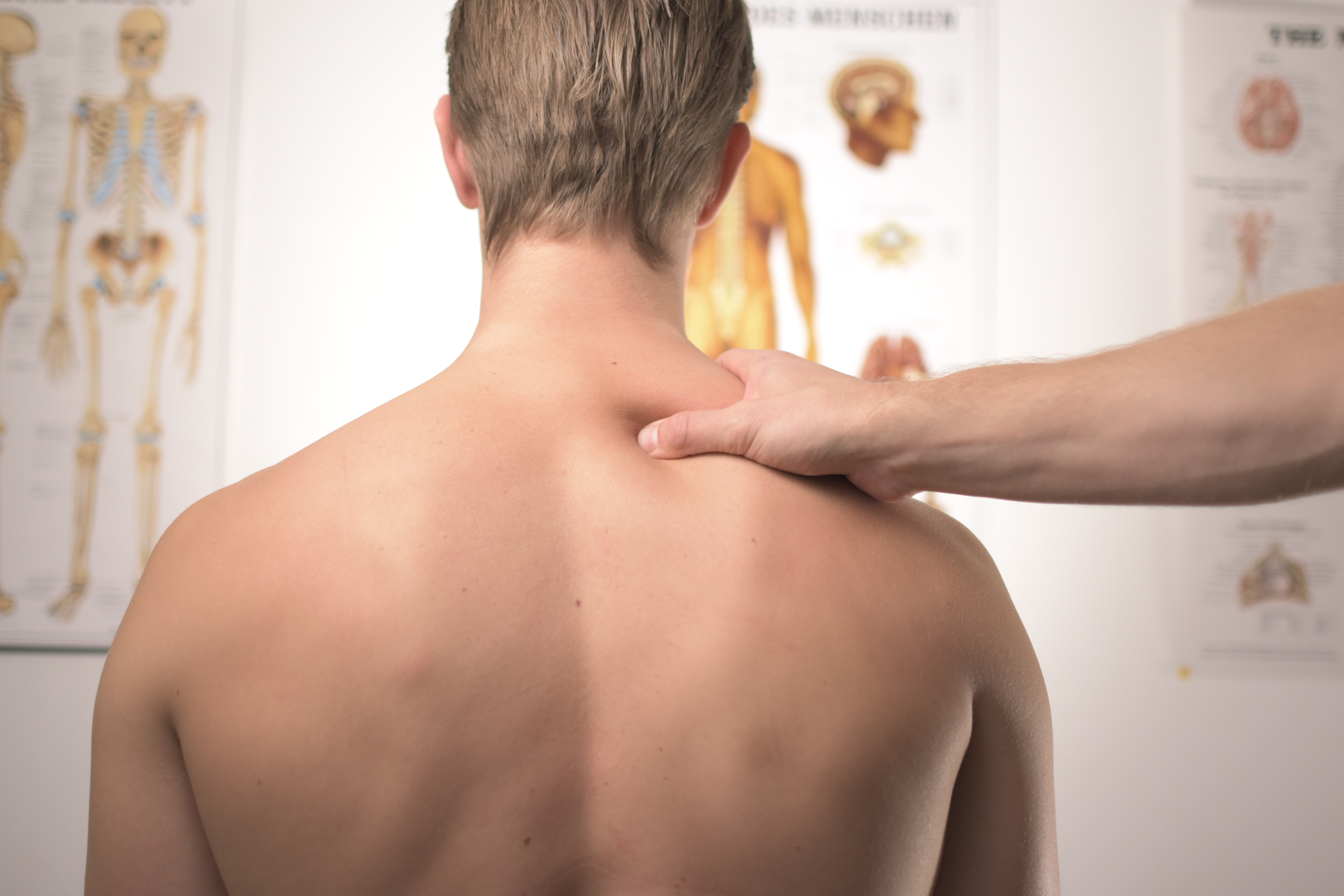 upper and middle back pain