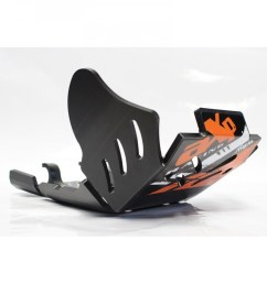 motocross shop extracross axp bash plate skid plate xtrem ktm 250 350 exc f 17 19 schwarz [ 1000 x 1000 Pixel ]