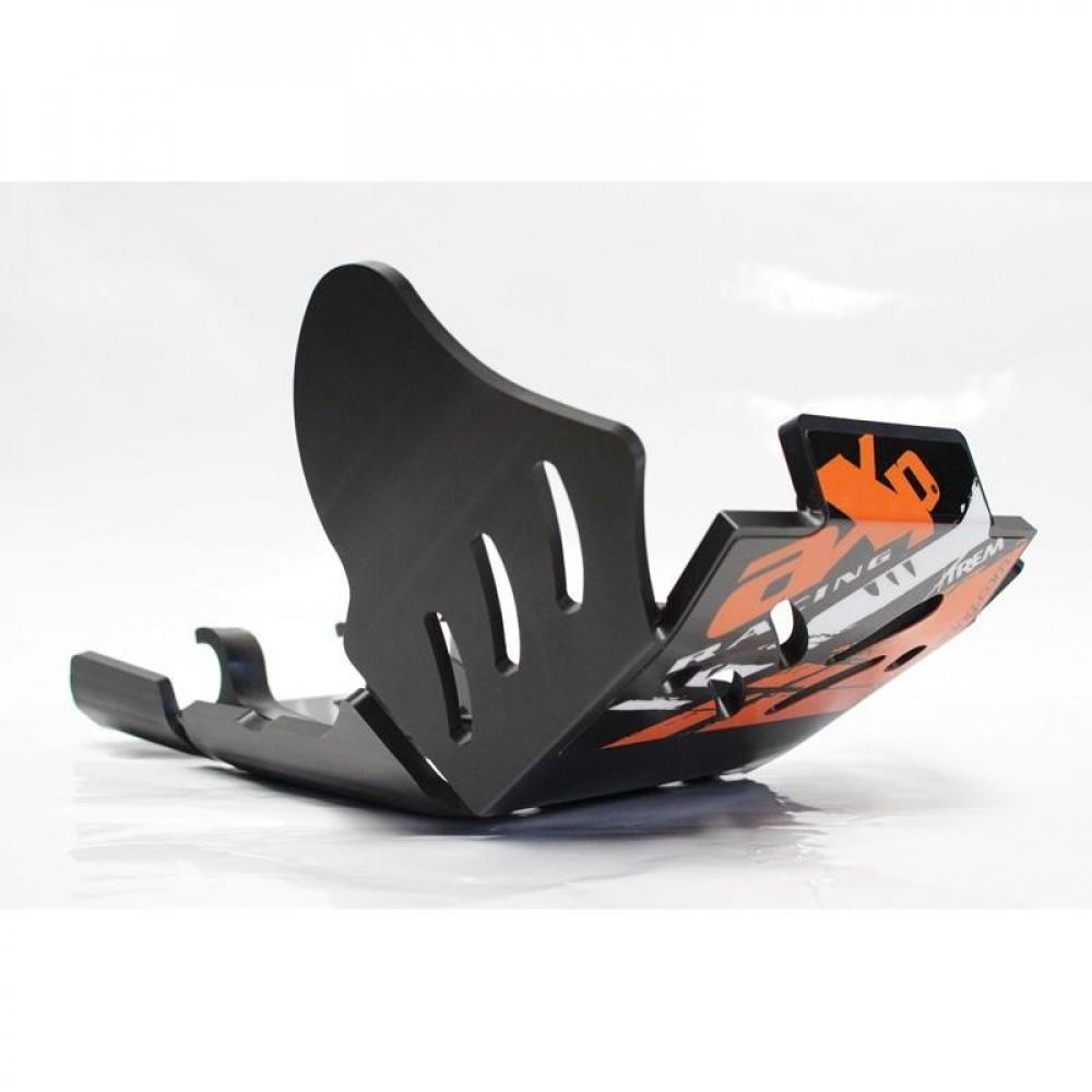 hight resolution of motocross shop extracross axp bash plate skid plate xtrem ktm 250 350 exc f 17 19 schwarz