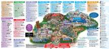 Disneyland Park Maps