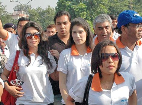 ?Chak De India? ?Simplicity Walk?