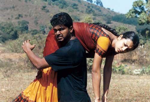 Gilli : Vijay, Trisha