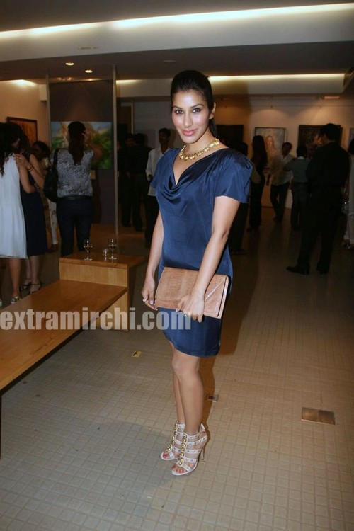 Sophie-Choudry-at-the-Nawaz-Singhanias-art-exhibition-1.jpg