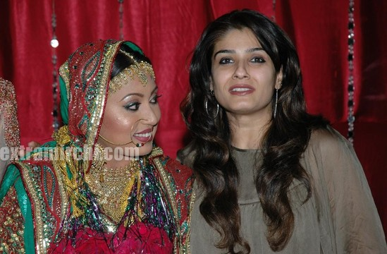 Shabina-Khan-and-Actress-Ravina-Tondan.jpg
