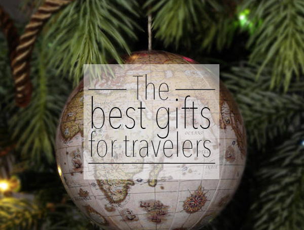 Christmas Gifts For A Traveler