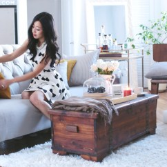 Diy Small Living Room Makeover Modern Interior Design Before And After Space Extra Petite Home Decor