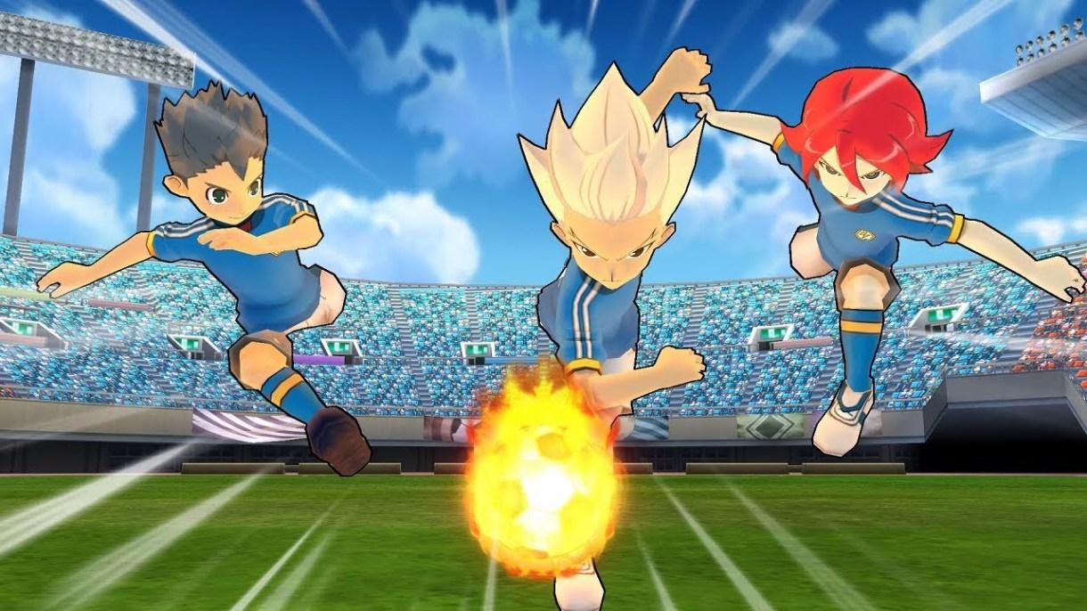 تحميل لعبة ابطال الكرة برابط مباشر - لعبة Inazuma Eleven Strikers ...