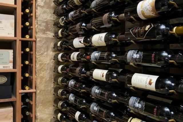 Wine cellar. Photo by Instagram user @modwinecellar