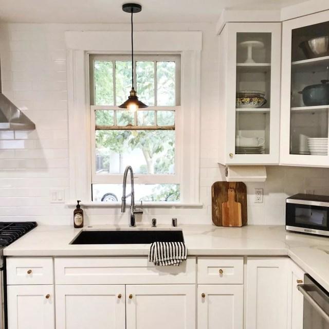 13 Small Kitchen Design Ideas & Organization Tips   Extra ...