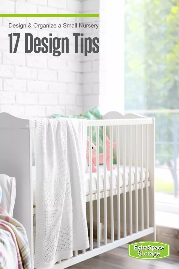 17 Nursery Baby Room Ideas For Small Homes Extra Space