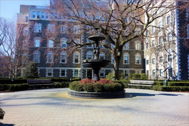 Fordham University Rose Hill campus in Bronx, NY