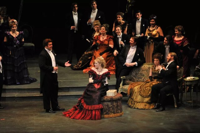 Performance by Fort Worth Opera