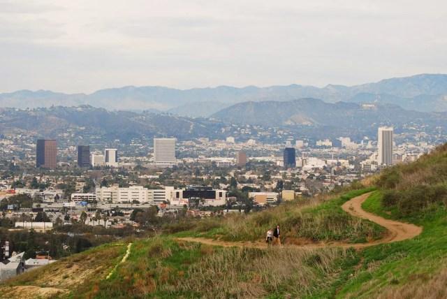 Baldwin Hills Scenic Overlook in Culver City, Los Angeles