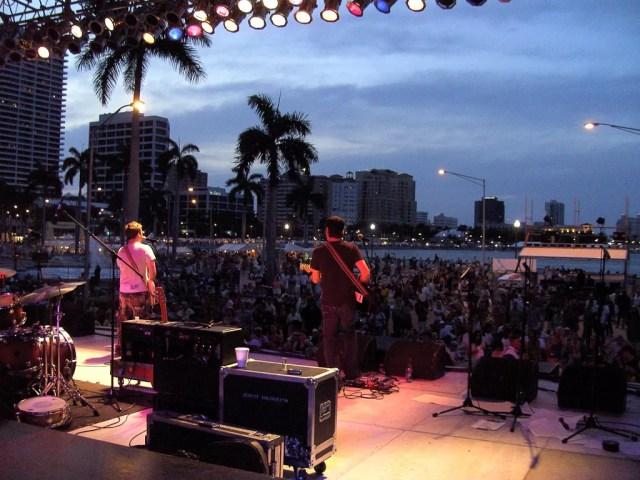 SunFest in West Palm Beach, FL
