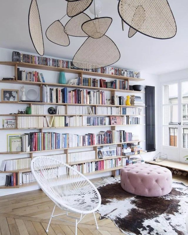 Make A Living Room A Library: Home Library Ideas: How To Create Your Dream Reading Nook