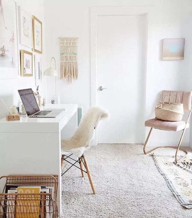 How To Organize Design A Home Office Guest Bedroom Extra Space Storage