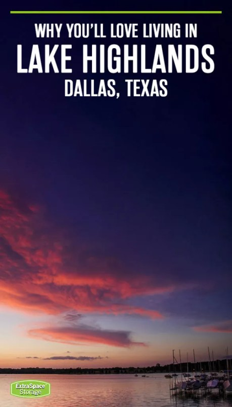 Living in Lake Highlands, Dallas, Texas
