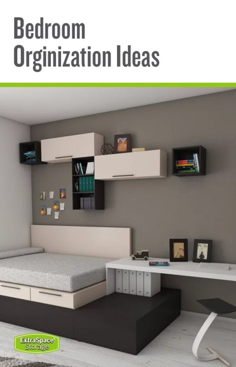 27 simple bedroom organization storage ideas including - How to organize your living room furniture ...