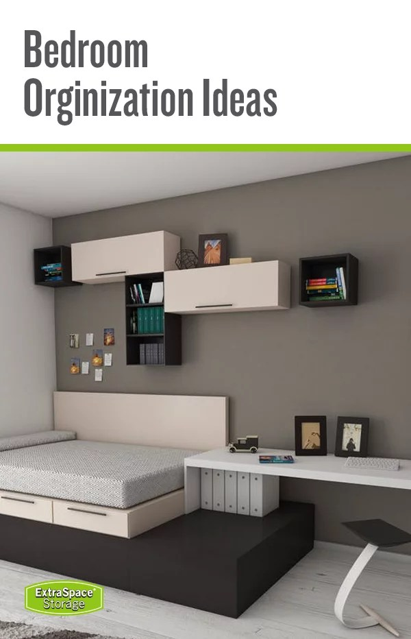 Bedroom Organize And Storage Ideas