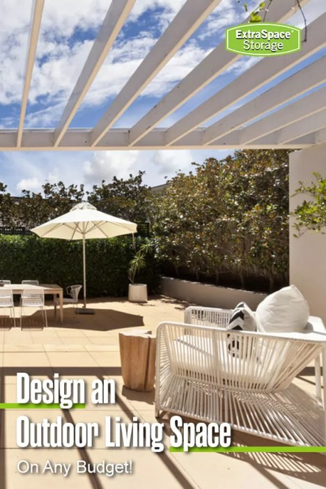 Design Outdoor Living Space