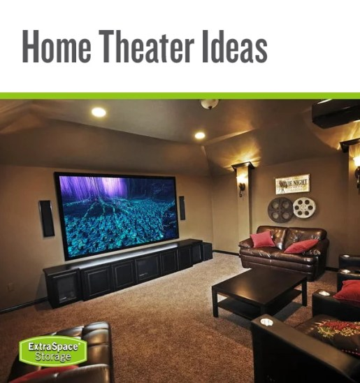 Home Entertainment Spaces: Home Theater Ideas: How To Design The Perfect Room For