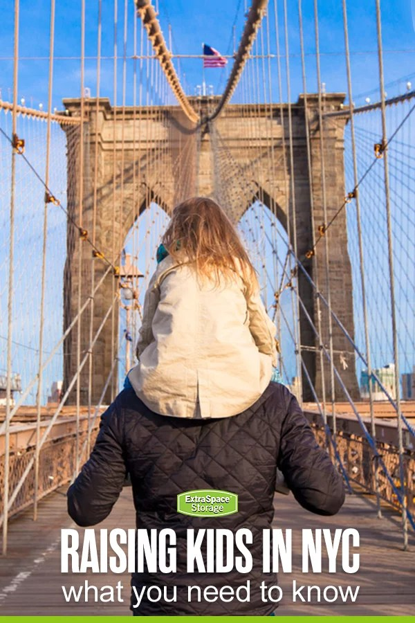 how to raise a family in nyc