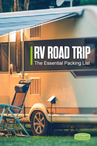 RV Packing