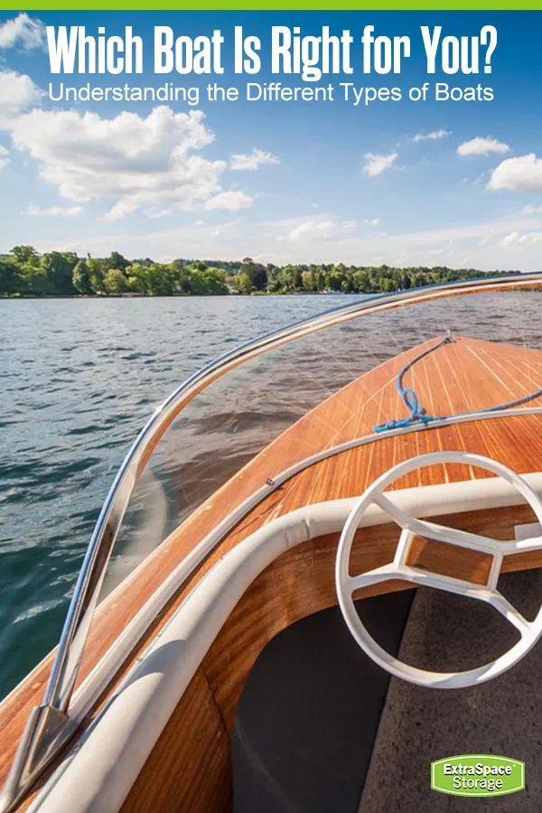a complete guide to types of boats their uses extra space storage