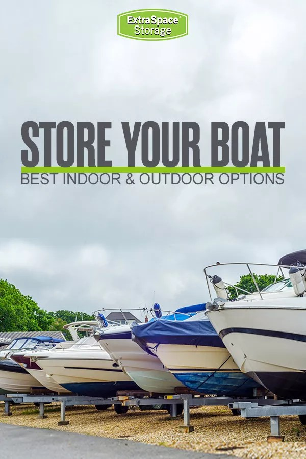 Store Your Boat
