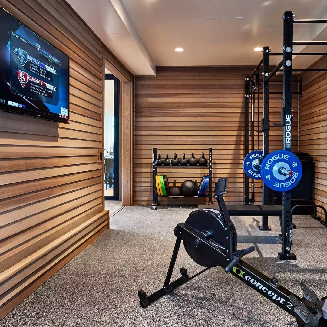 Home gym ideas for designing the ultimate workout room extra