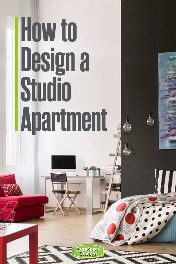22 Studio Apartment Design Ideas For Small Spaces Extra Space Storage