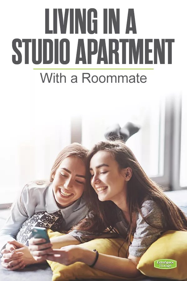 Living in a Studio Apartment with a Roommate