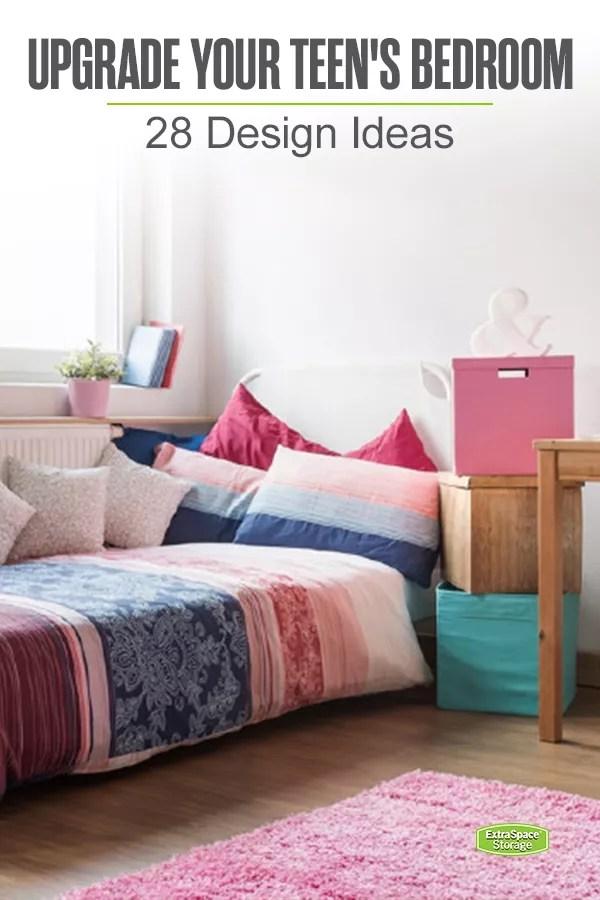 Ideas To Upgrade Your Teenu0027s Bedroom