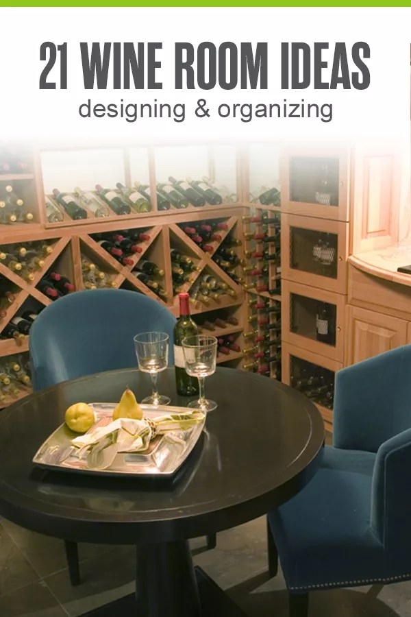 21 Wine Room Ideas