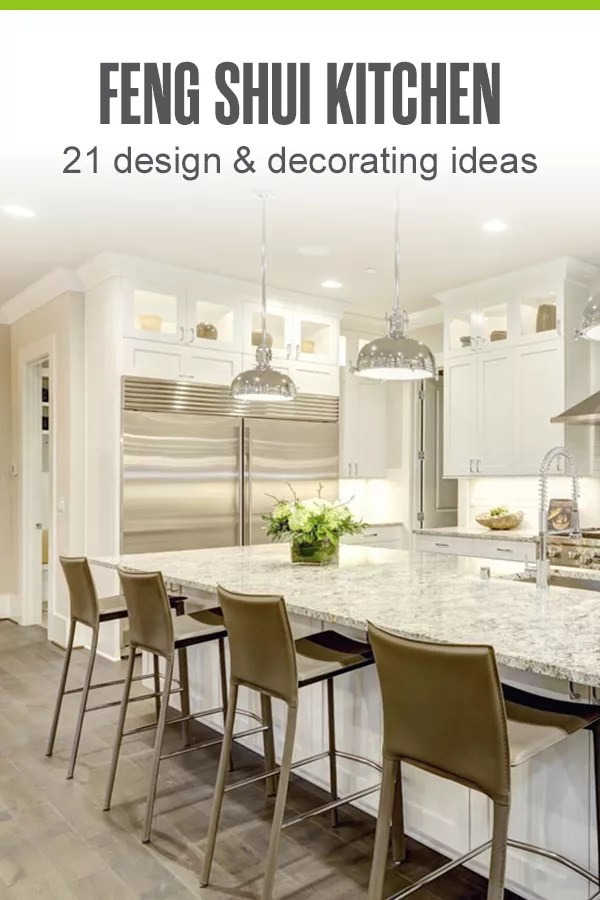 21 Feng Shui Kitchen Design Ideas