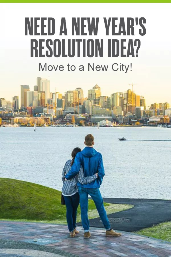 Moving to a New City for the New Year