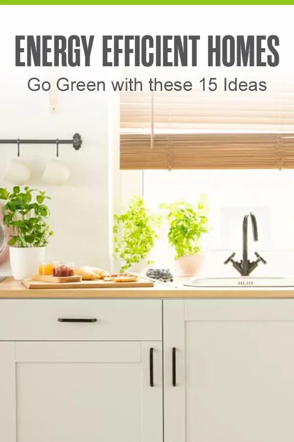 Energy Efficient Home Improvement Ideas