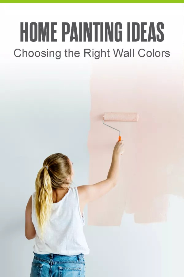 Choosing the Right Colors for Home Painting